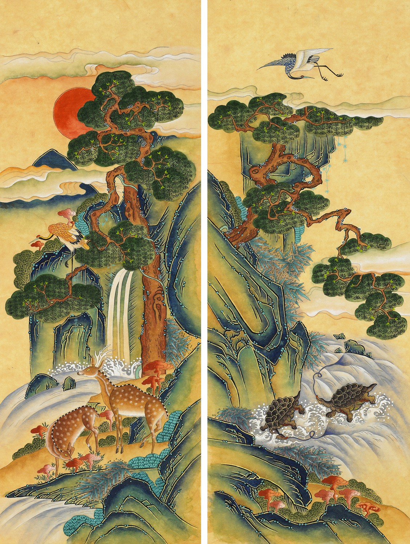 김경희-184172 십장생.jpg