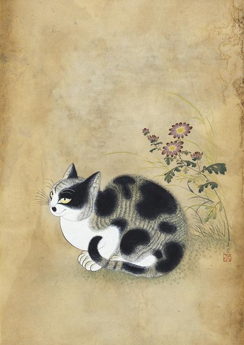 7. 고양이 56X35cm.jpg